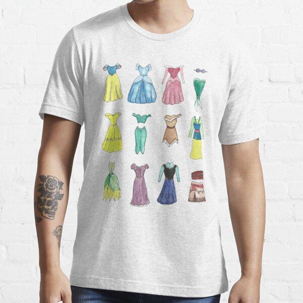 Princess Dresses Essential T-Shirt