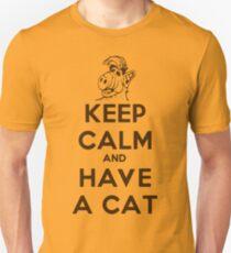 Keep Calm Cat T-Shirt