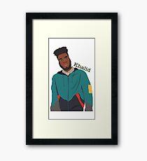 Khalid Framed Print