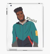 Khalid iPad Case/Skin