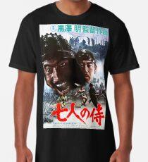 Sieben Samourai Longshirt