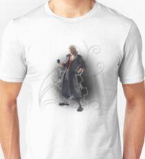 Final Fantasy XIII-2 -Snow Villiers Unisex T-Shirt