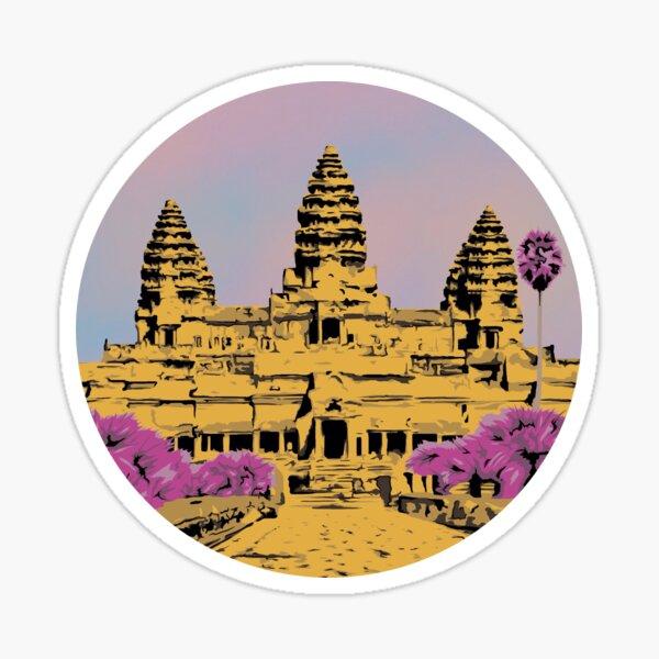 Angkor Wat Sticker