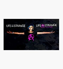 Chloe Price - Before the Storm - Life is Strange Photographic Print