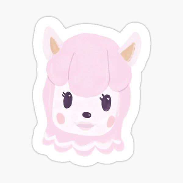 Reese Animal Crossing Sticker