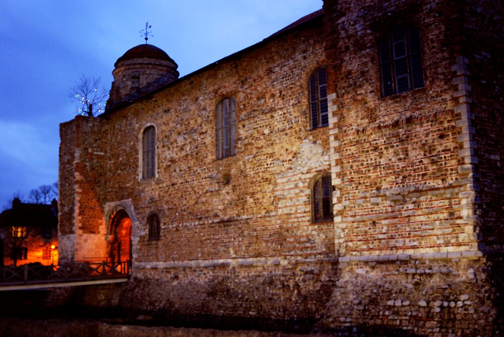 Colchester Castle by Samantha Coe
