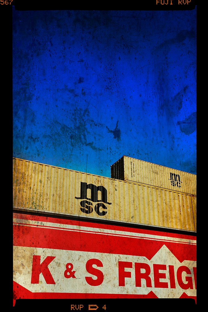 Containers by bobovoz