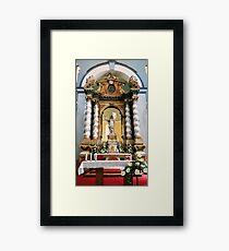 St Saviour.........................Dubrovnik  Framed Print
