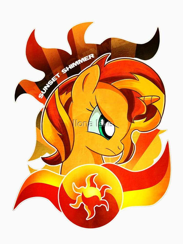 Sunset Shimmer | Unisex T-Shirt