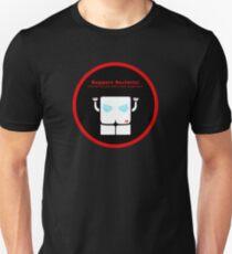Support Bacteria! (v.02) Unisex T-Shirt