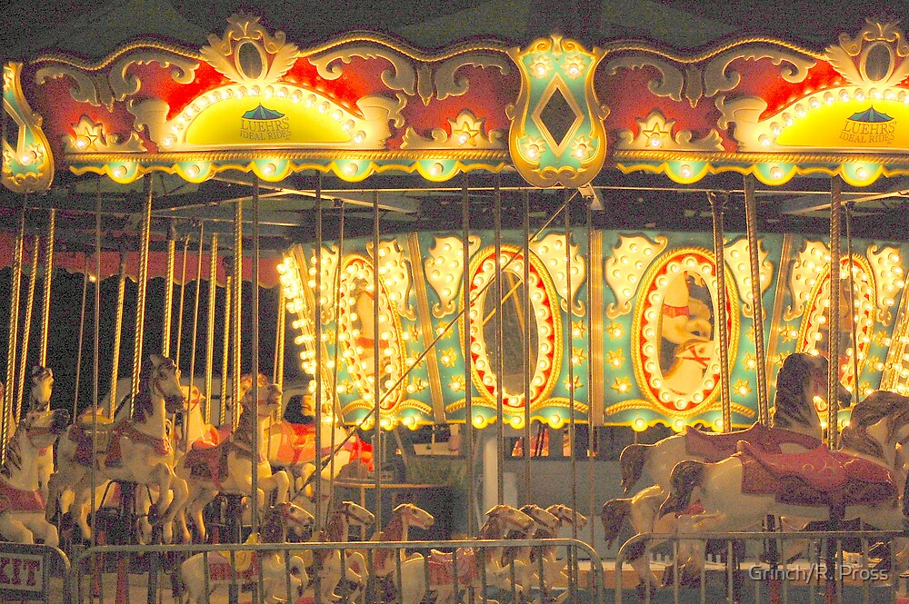 Merry-go-round by Grinch/R. Pross