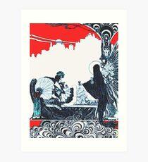The Chalise Art Print