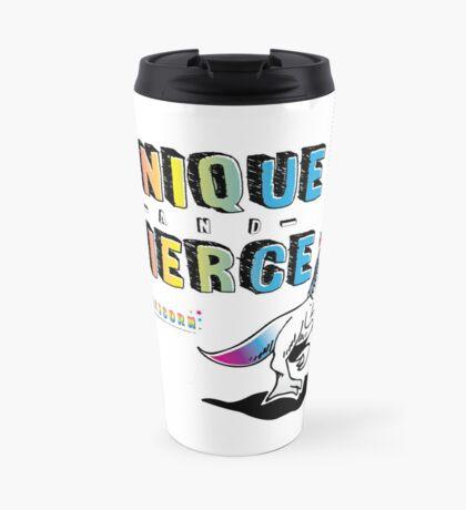 Unique and Fierce Travel Mug