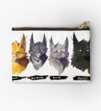 No Evil - Warrior Cats Power of Three Illustration Studio Pouch