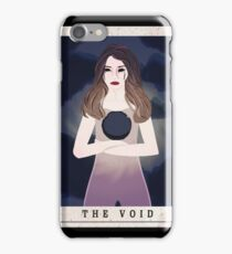 The Void iPhone Case/Skin
