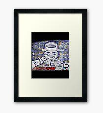 "F1NG3RS ""VGM"" Album Art Framed Print"