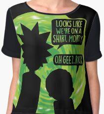 Shirt Portal Women's Chiffon Top