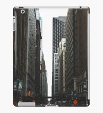City Street iPad Case/Skin