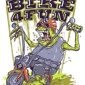 Bike For Fun by Carmentrotta