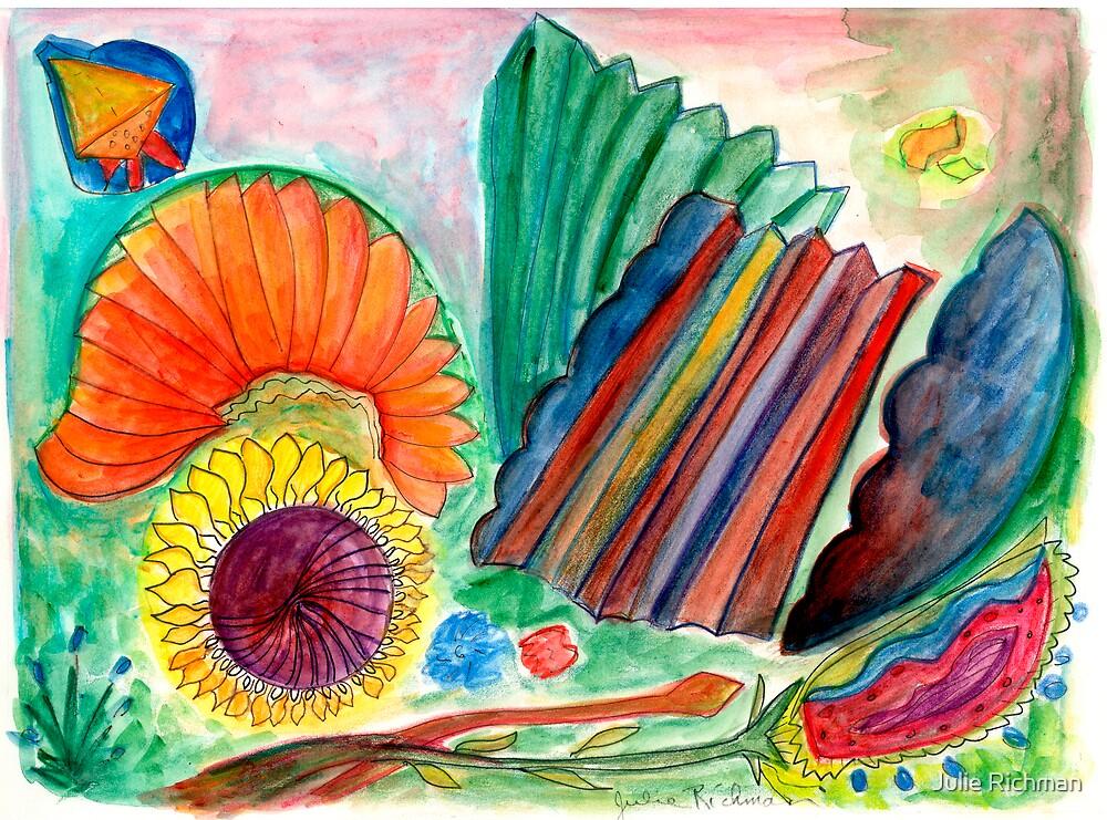 Folded Image 82 by Julie Richman