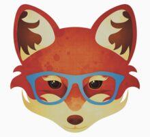 Hipster Fox | Unisex T-Shirt