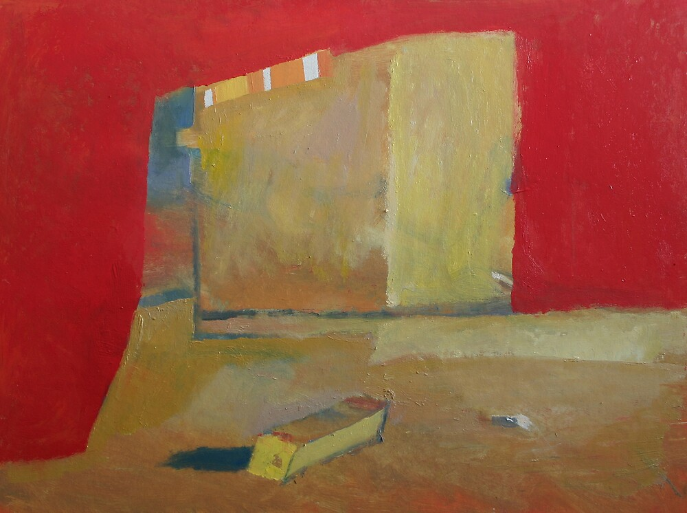 landscape 111 by Valeriu Buev