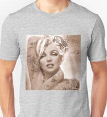MM 127 Deco sepia T-Shirt