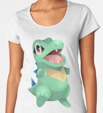 Shiny Totodile Women's Premium T-Shirt