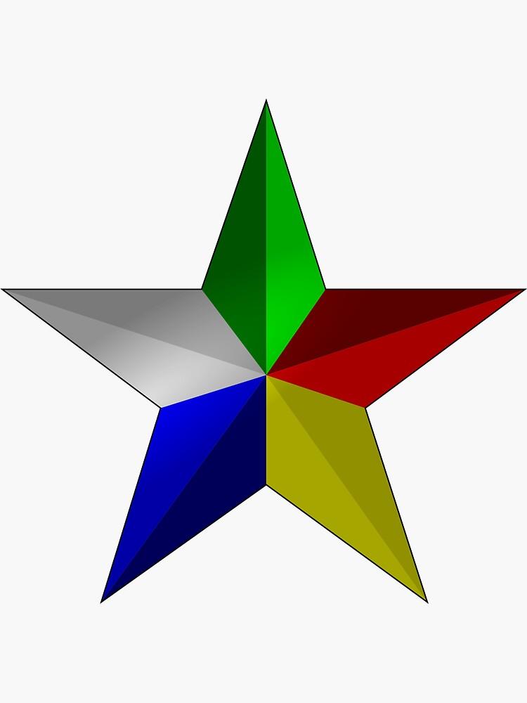 Druze Star de ofmany