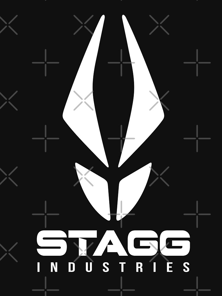 Stagg Industries (White) [Roufxis - RB] by RoufXis