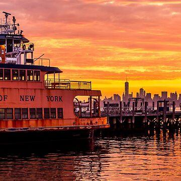 Ferry Boat JFK de ShootFirstNYC