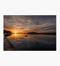 Broadmeadows Estuary Photographic Print