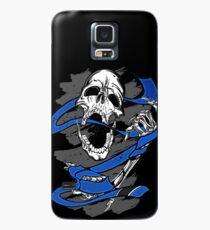 Jiu Jitsu BJJ Skull Shirt for Blue Belts Case/Skin for Samsung Galaxy