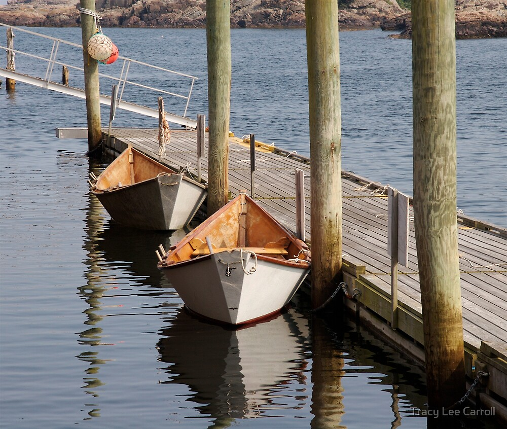Dories by Tracy Lee Carroll