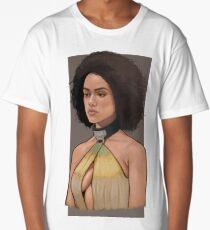 Nathalie Emmanuel Long T-Shirt