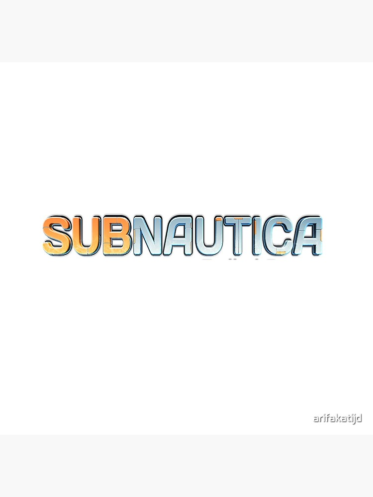 Logotipo Subnautica de arifakatijd