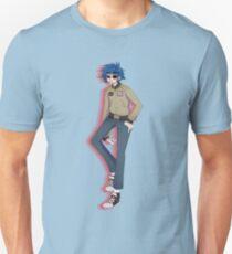2D - Gorillaz Unisex T-Shirt