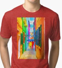 The Walkabouts - Good Morning, Italy Tri-blend T-Shirt