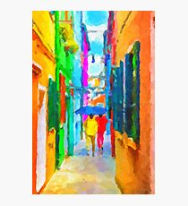 The Walkabouts - Good Morning, Italy Photographic Print