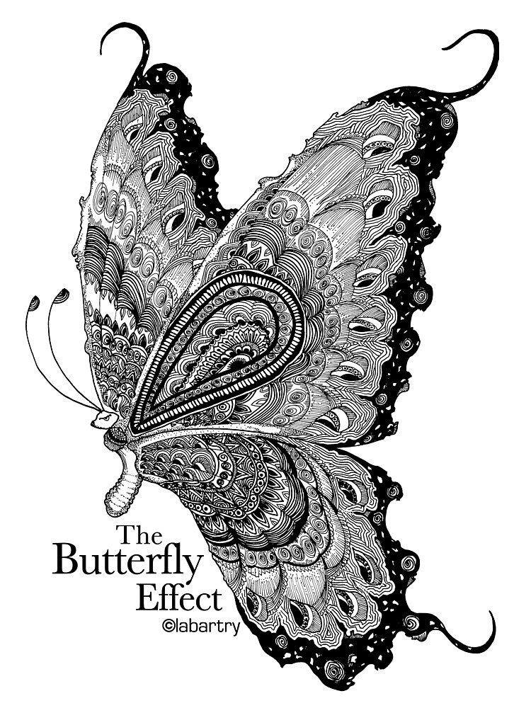 The Butterfly Effect by Labartry