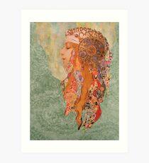 Amira Art Print