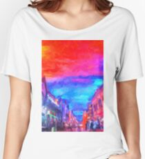 The Walkabouts - Sunset in Chinatown Women's Relaxed Fit T-Shirt