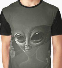 Ausländer Grafik T-Shirt