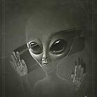 Alien by Lukas Brezak