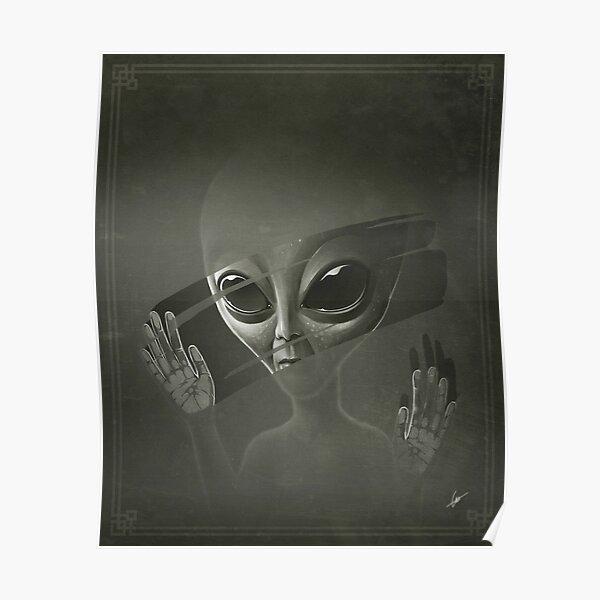 Extraterrestre Poster