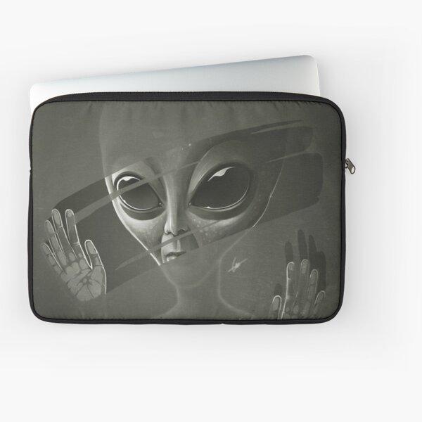 Extraterrestre Housse d'ordinateur