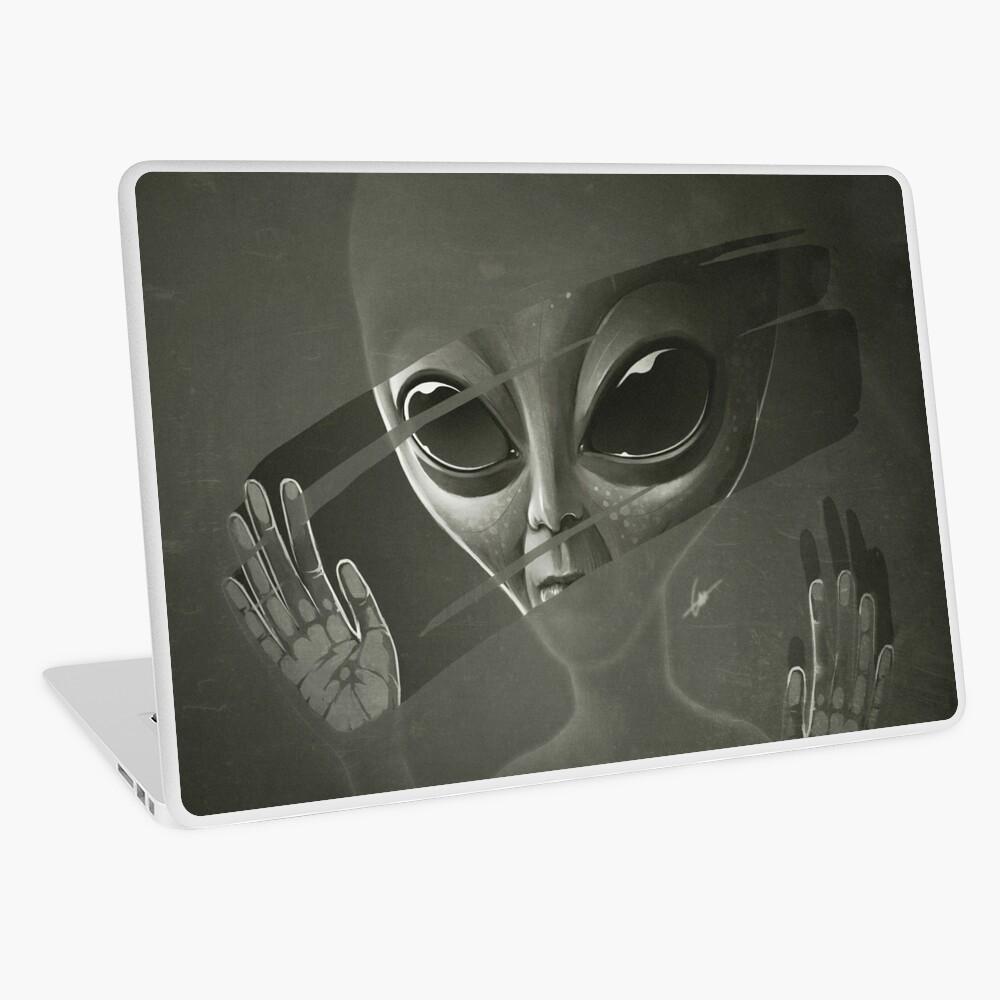 Alien Laptop Skin