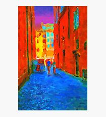 The Walkabouts - When in Rome Photographic Print