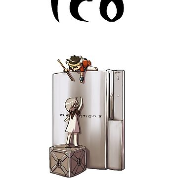 Ico and Yorda by theglisett1