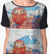 Ja Ja Japan Women's Chiffon Top